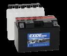 Tudor Exide MC batteri 9,5Ah AGM YT12A-BS  4905