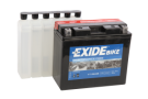 Tudor Exide MC batteri 10Ah AGM YT12B-BS  4906
