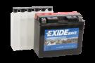 Tudor Exide MC batteri 10Ah AGM YT12B-BS  4906