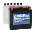 Tudor Exide MC batteri 12Ah AGM YT14B-BS 4907