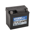 Tudor Exide MC batteri 4Ah AGM12-5 4910 YTX5L-BS