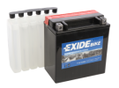 Tudor Exide MC batteri 14Ah AGM YTX16-BS  4974