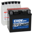 Tudor Exide MC batteri 6Ah AGM ETZ7-BS  4975