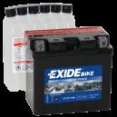 Tudor Exide MC batteri 6Ah AGM ETZ7-BS  4975
