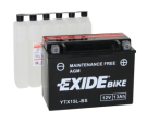 Tudor Exide MC batteri 13Ah AGM YTX15L-BS  4991