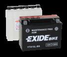 Tudor Exide MC batteri 13Ah AGM YTX15L-BS  4991