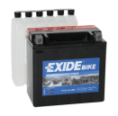 Tudor Exide MC batteri 12Ah AGM YTX14L-BS  4993