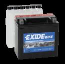 Tudor Exide MC batteri 12Ah AGM YTX14L-BS  4993