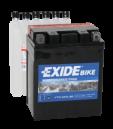 Tudor Exide MC batteri 12Ah AGM YTX14AHL-BS  4996