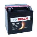 MC-batteri 12 Ah YTX14-BS Bosch M6018 AGM