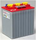 Rörcellsbatteri truckbatteri NBA 6V 205Ah/5h 270Ah/20h STRONG. Hela 1200 cykler