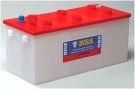 Rörcellsbatteri truckbatteri NBA 12V 160Ah/5h 210Ah/20h 8TG12N. Hela 1200 cykler