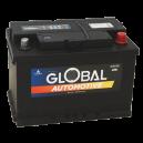 Bilbatteri 12V 80Ah Global 58024 EAN:7394086580246